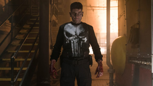 Marvel's The Punisher season two renewal on Netflix