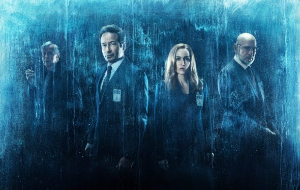 The X-Files TV show on FOX: canceled or season 12? (release date)