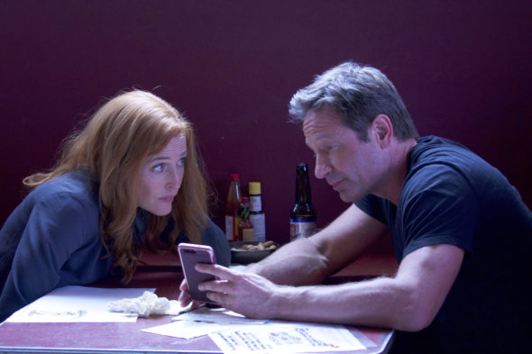 The X-Files TV show on FOX: season 11 viewer votes episode ratings (cancel renew season 12?)