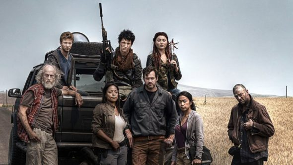 Z Nation TV show on Syfy: (canceled or renewed?)