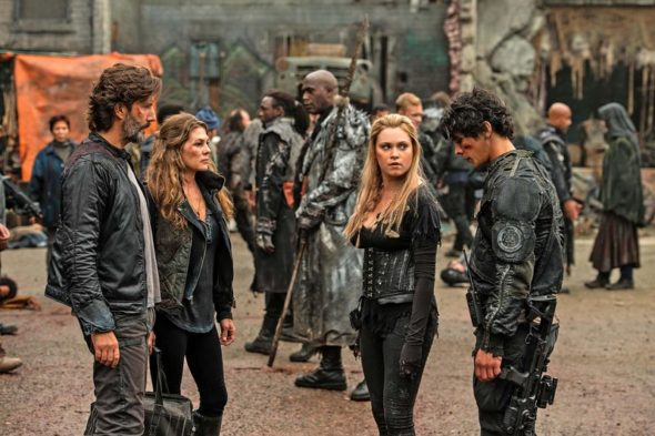 The 100 TV show on The CW: season 5
