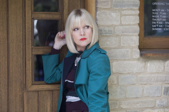 Agatha Raisin TV show on Acorn: (canceled or renewed?)