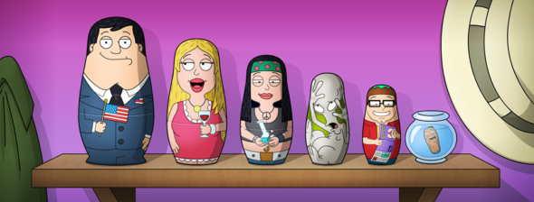 American Dad! TV show on TBS: season 13 premiere; American Dad renewed for season 14, season 15 (canceled or renewed?)