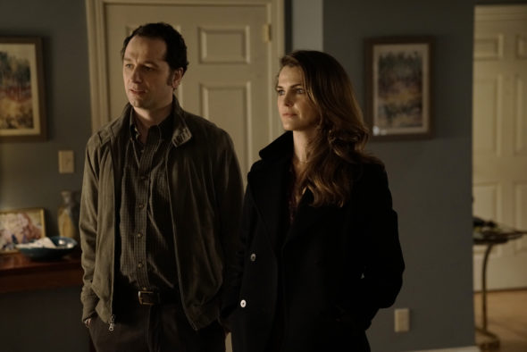 The Americans TV show on FX: season 6 release date (canceled or renewed?)