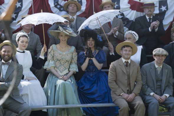 Another Period TV show on Comedy Central: season 3 viewer votes episode ratings (canceled or renewed season 4?)