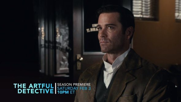 The Artful Detective TV show on Ovation: season 11 (canceled or renewed?)