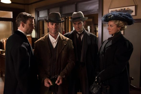 The Artful Detective TV show on Ovation: season 11 (canceled or renewed?); aka Murdoch Mysteries