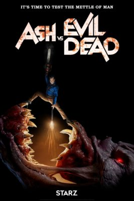 Ash vs Evil Dead TV show on Starz