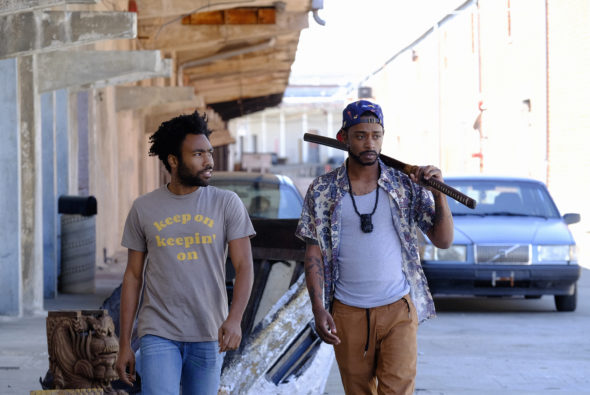Atlanta TV show on FX: canceled or season 2? (release date); Vulture Watch