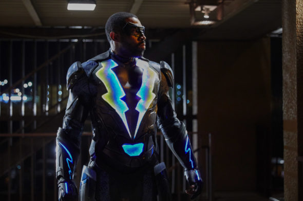Objects in Space 1/17/18: Black Lightning's back