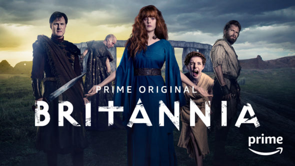 Britannia TV show on Amazon: canceled or renewed?