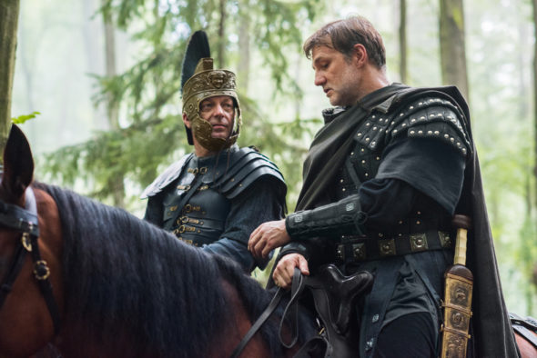 Britannia: Amazon Prime Drama Series to Premiere This Month (Trailer, Photos)