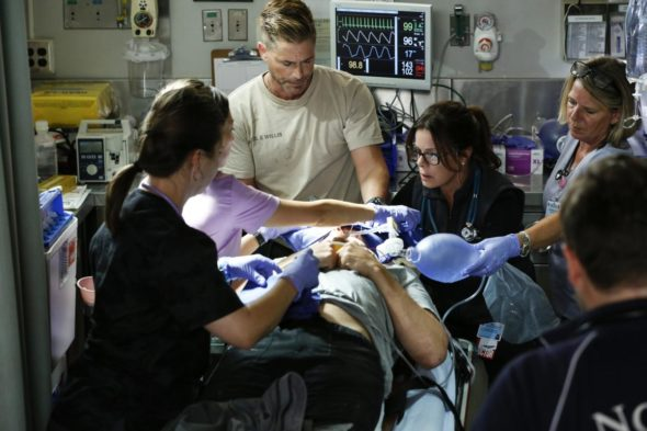Release date: Code Black TV show on CBS: season 3 premiere date (canceled or renewed?)