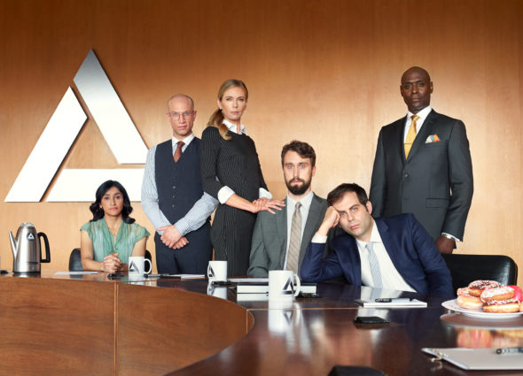 Corporate TV show on Comedy Central: canceled or renewed?