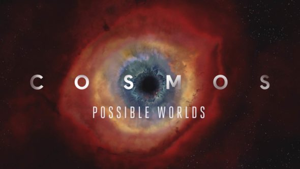 Cosmos TV show on FOX and National Geographic: season 2 Possible Worlds