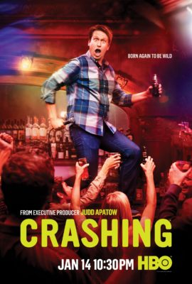 Crashing TV show on HBO: (canceled or renewed?)