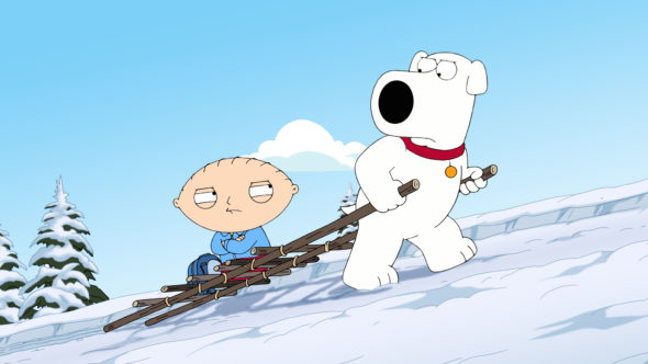 Family Guy TV Show: canceled or renewed?