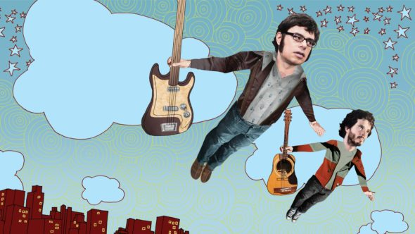 Flight of the Conchords TV show on HBO: canceled or renewed?