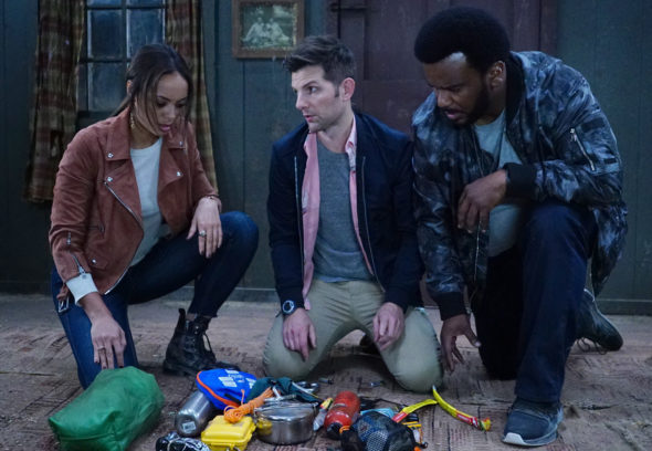 Ghosted TV Show: canceled or renewed?