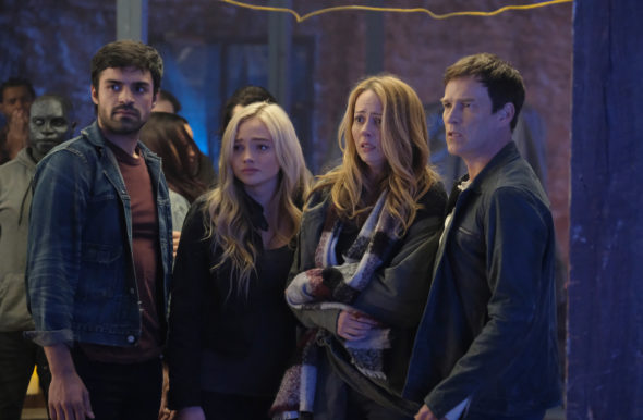 The Gifted TV show on FOX: season 2 renewal (canceled or renewed?)