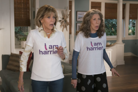 Grace and Frankie TV show on Netflix: canceled or season 5? (release date); Vulture Watch