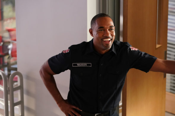 Grey's Anatomy firefighter spinoff TV show: canceled or renewed  for season 2?