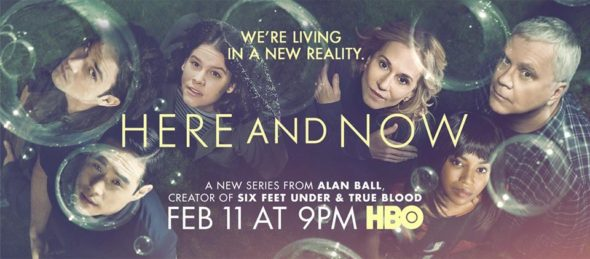 Here and Now TV show on HBO: season 1 ratings (cancel or renew season 2?)