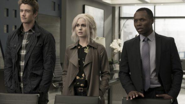 iZombie TV show on CW: season 4 (cancel or renew?)
