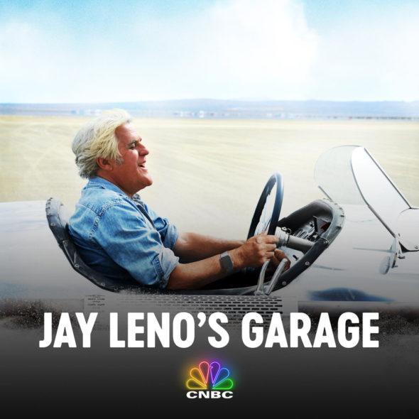 Jay Leno's Garage TV Show on CNBC: Season 4 Renewal