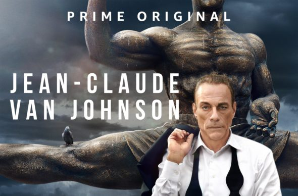 Jean-Claude Van Johnson TV show on Amazon: canceled, no season 2 (canceled or renewed?)