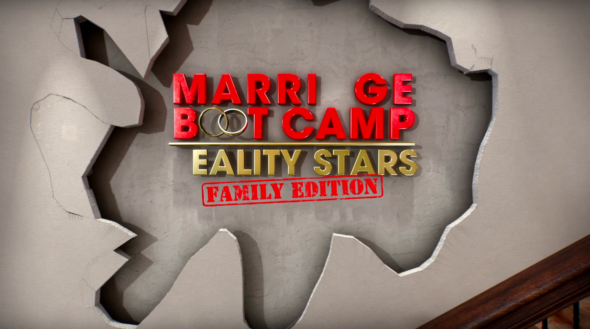 Marriage Boot Camp Reality Stars Family Edition TV show on WE tv: (canceled or renewed?)