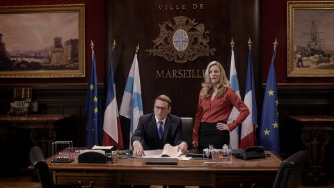 Marseilles TV show on Netflix