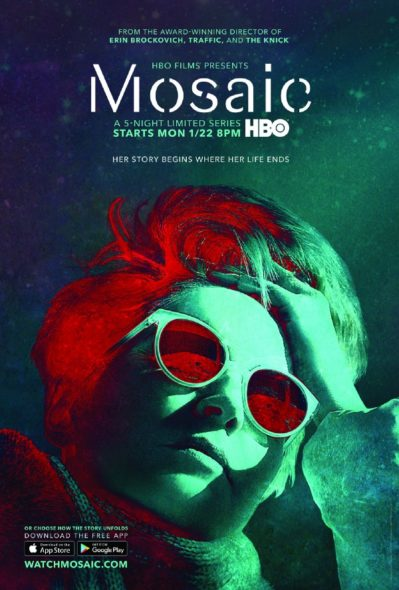 Mosaic TV show on HBO: canceled or renewed?