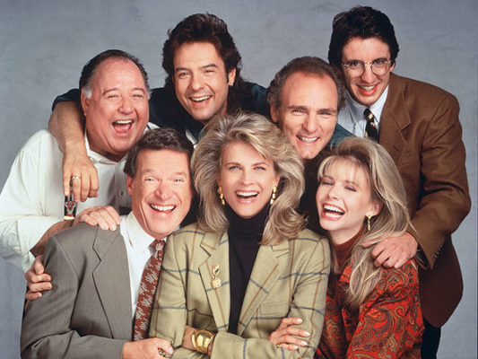 Corky, Frank and Miles Return to CBS' 'Murphy Brown' Revival