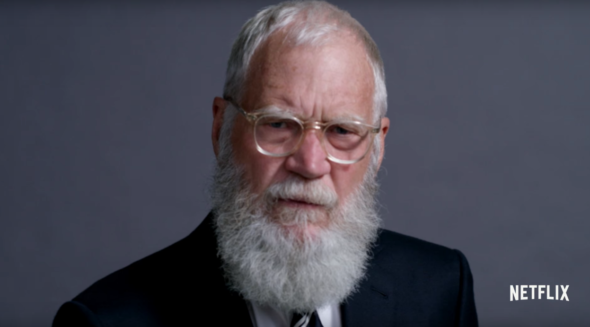First clip released of Obama on Letterman's new Netflix show