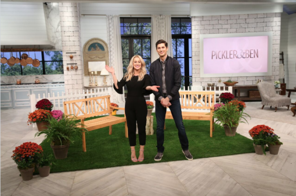 Pickler & Ben TV show: (canceled or renewed?)