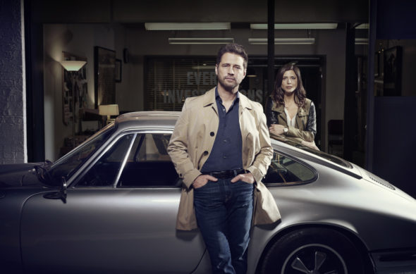 Private Eyes TV show on ION: canceled or renewed?