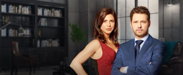 Private Eyes TV show on ION: season 1 ratings (canceled or renewed season 2?)
