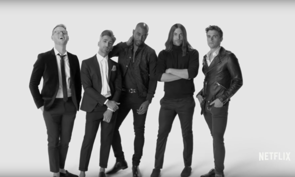 The Heartwarming First Trailer For The 'Queer Eye' Reboot Is Here
