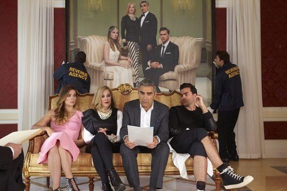 Schitt's Creek TV show on Pop: canceled or renewed?
