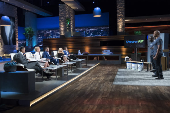Shark Tank TV Show: canceled or renewed?
