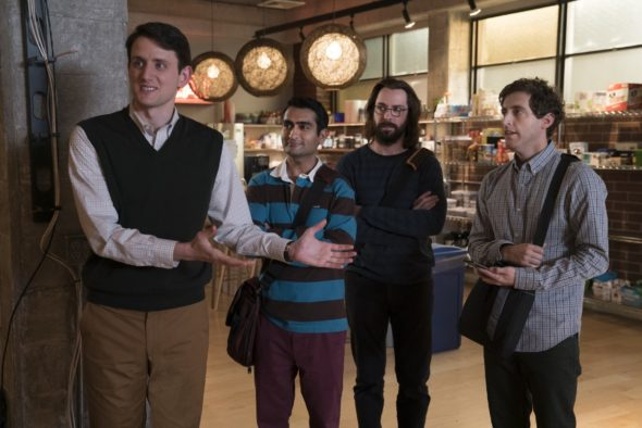 Release date: Silicon Valley TV Show on HBO: season 5 premiere month (canceled or renewed?)