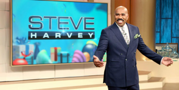 Steve Harvey syndicated TV show: (canceled or renewed?)