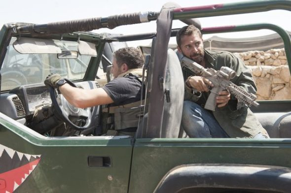 Strike Back TV show on Cinemax: season 6 viewer votes episode ratings (cancel renew season 7?)
