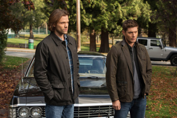 Supernatural TV show on The CW: season 14 (canceled or renewed?)
