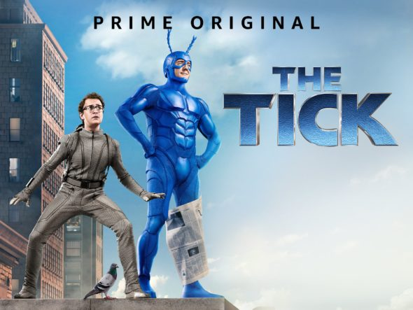 The Tick TV show on Amazon: season 2 renewal (canceled or renewed?)
