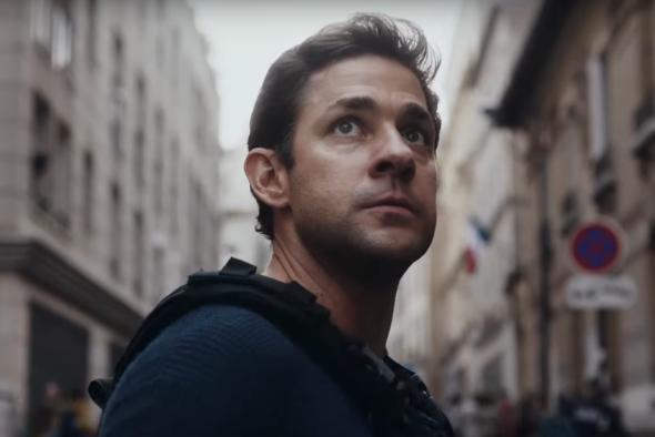 Tom Clancy's Jack Ryan TV show on Amazon: (canceled or renewed?)