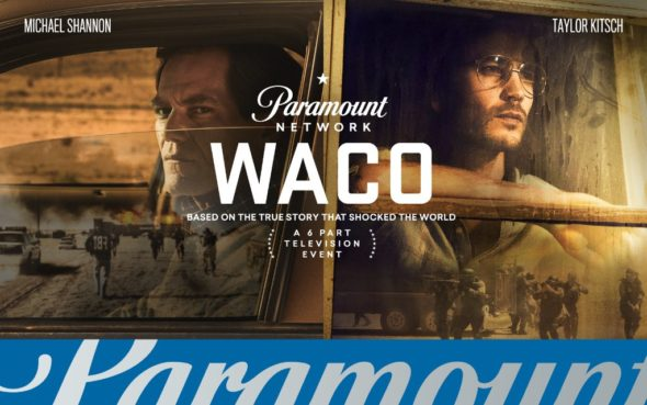 Waco TV show on Paramount Network: season 1 ratings (cancel or renew season 2?)