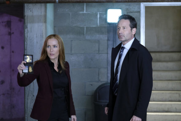 The X-Files TV Show: canceled or renewed?