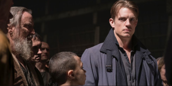Altered Carbon TV show on Netflix: (canceled or renewed?)